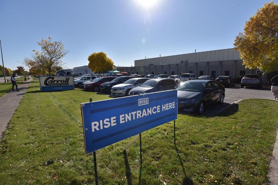 This past October, Naperville's existing medical marijuana dispensary began selling recreational pot out of its rebranded and renovated facility, Rise Naperville. The city council now is expected to consider whether to also allow cannabis-related processing, infusing and transporting organizations in town.