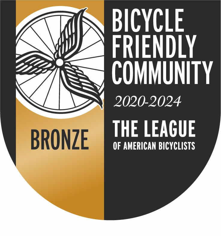 The village of Schaumburg has received a Bronze Bicycle Friendly Community designation from the League of American Bicyclists for its continued commitment to improve bicycling through policies, infrastructure and programs.