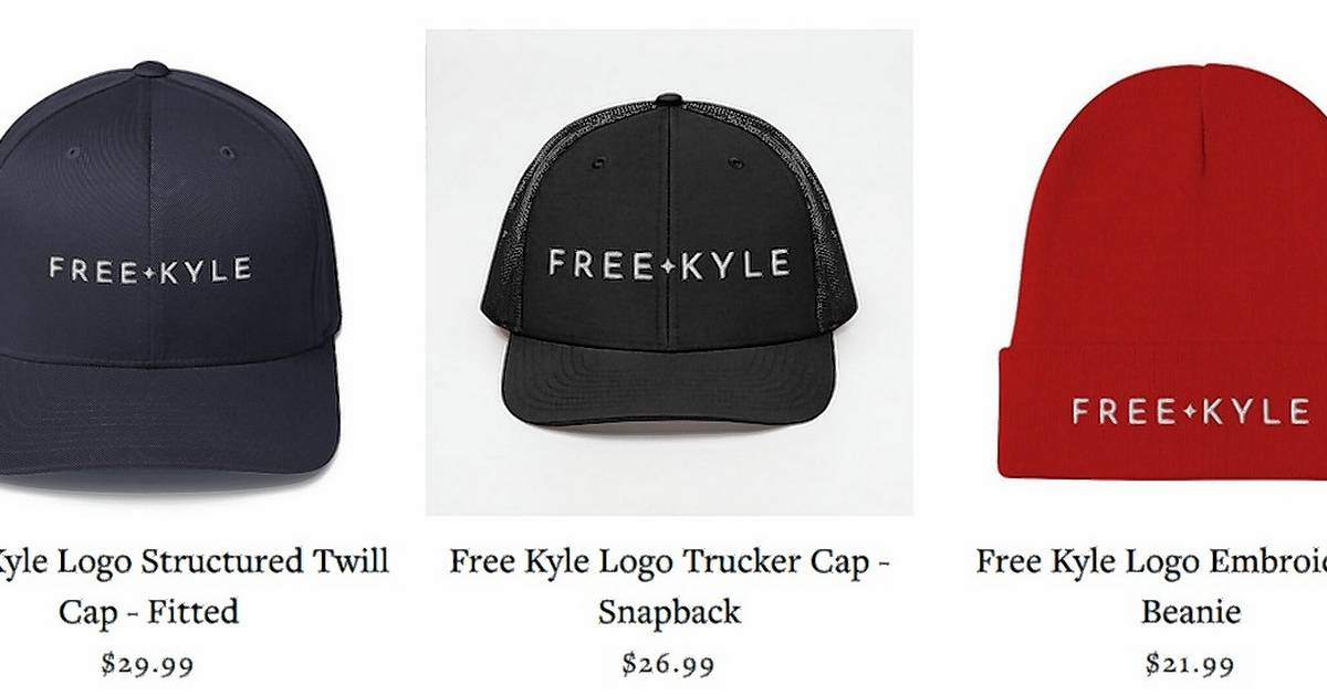 Rittenhouse Family Selling Free Kyle Merchandise For Defense Fund