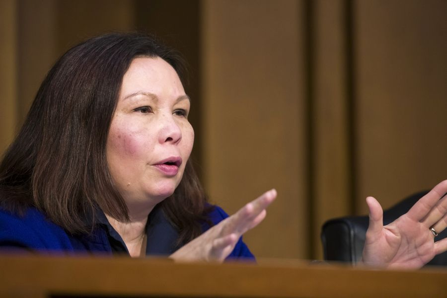 U.S. Sen. Tammy Duckworth