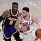 Bulls learning to compete, but lose close one to Lakers