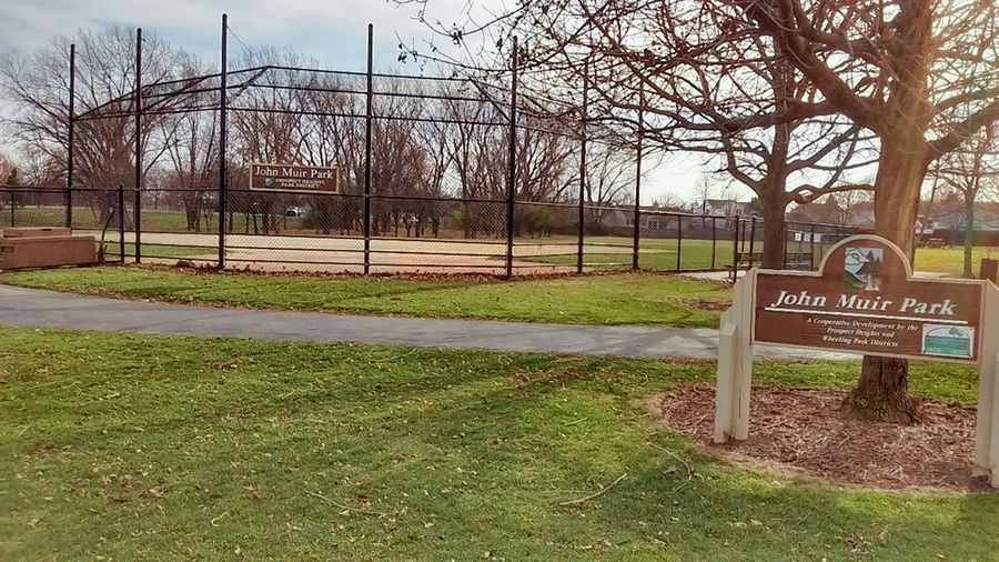 Prospect Heights Park District commissioners will pursue an agreement for a land swap at John Muir Park on Oak Avenue. The deal would allow construction of a stormwater detention basin for a 69-unit townhouse proposal.