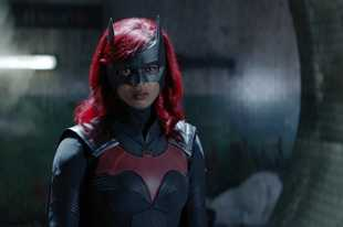 "Javicia Leslie takes on the role of the caped crusader in The CW's ""Batwoman."""