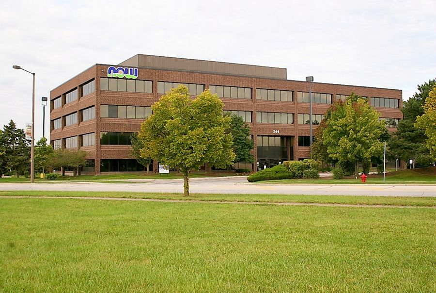 NOW Corporate Office on Knollwood Drive in Bloomingdale