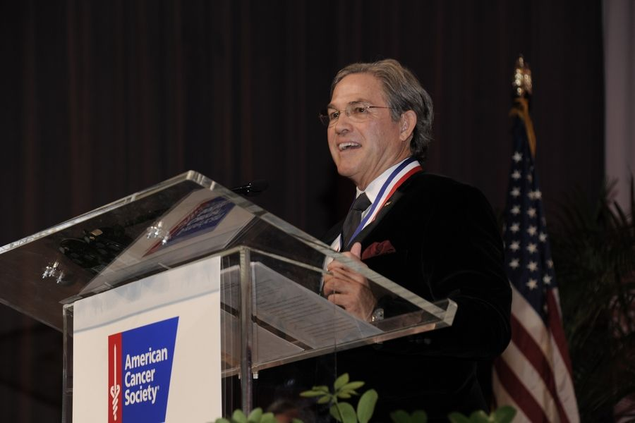 Craig Duchossois, pictured during an American Cancer Society meeting in Atlanta in 2011, is executive chair of The Duchossois Group, which was scheduled to close on a stock repurchase deal with Churchill Downs on Tuesday.