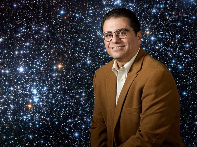 College of DuPage astronomy professor Joe DalSanto will describe how scientists are using new technology to detect vibrations of gravitational waves from the depths of space.