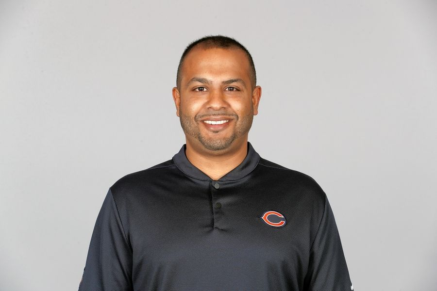 Bears defensive coordinator Sean Desai says his 2021 defense will be quite identifiable.