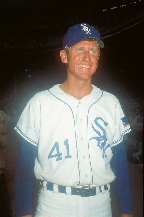 Pitcher Paul Edmondson was drafted by the White Sox out of California State University-Northridge in the 21st round of the first MLB amateur entry draft in June 1965.