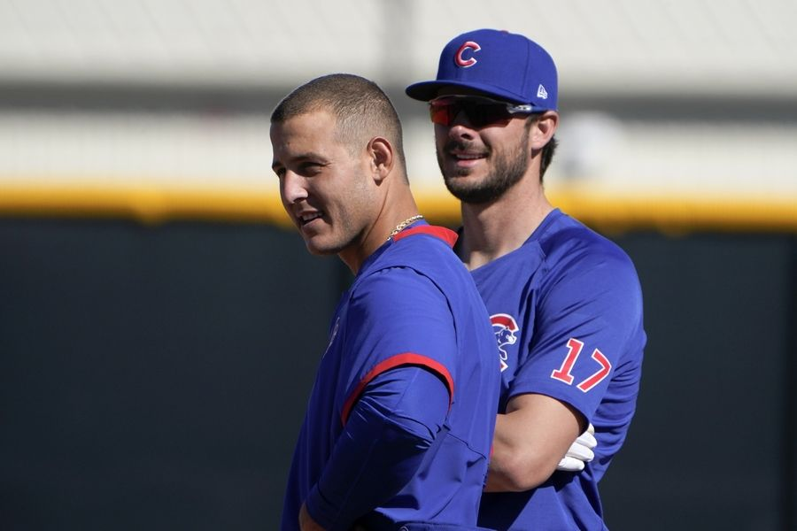 Cubs' Rizzo vows to have no regrets this season