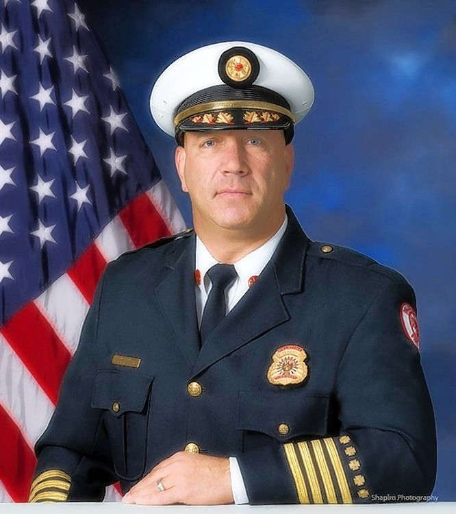 Palatine Fire Department Deputy Chief Patrick Gratzianna will become the new fire chief May 18.