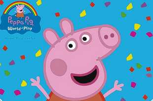 The Peppa Pig World of Play indoor play center, first announced in early 2020, has just opened at Woodfield Mall in Schaumburg under COVID-19 restrictions that include reduced capacity, social distancing and required face masks.