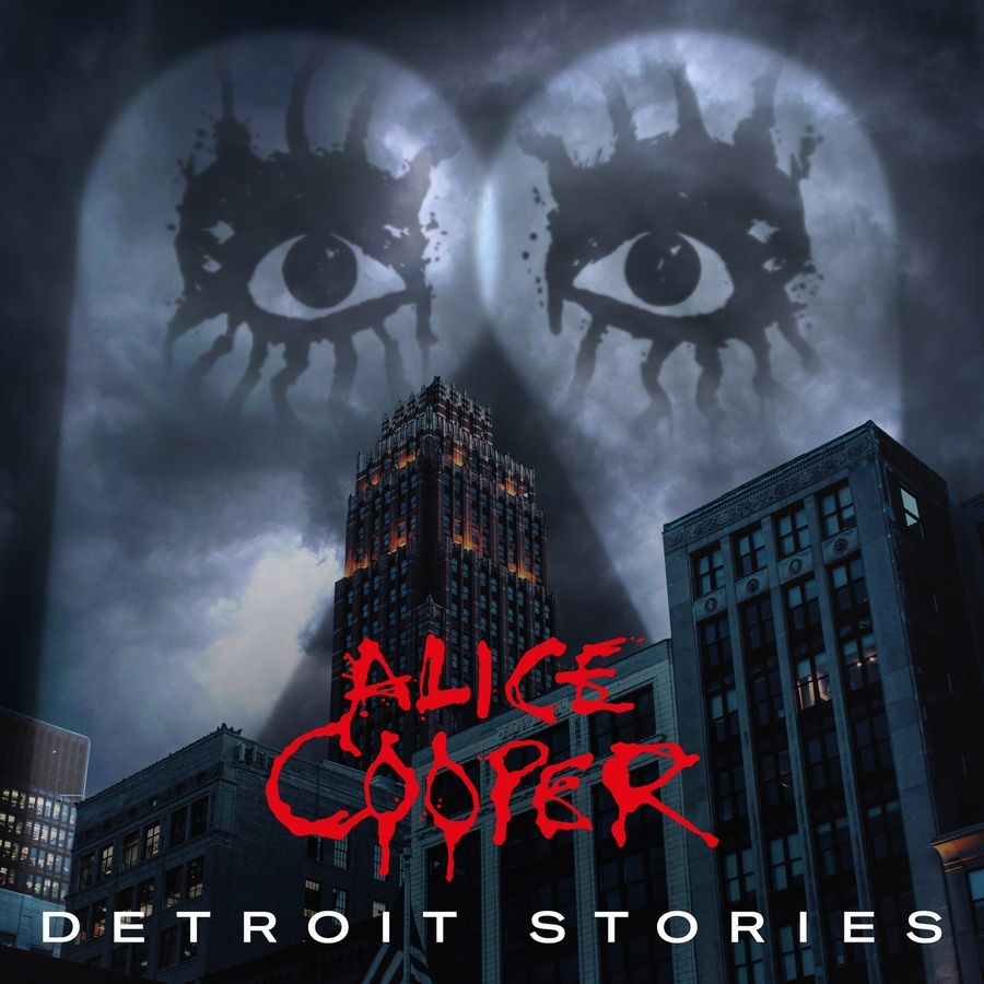 """Detroit Stories"" by Alice Cooper"