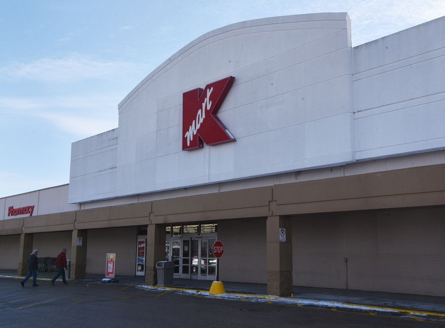 The former Kmart in Des Plaines will become a mass vaccination site for Cook County residents.