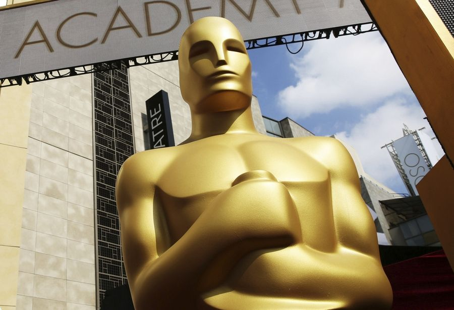 Although considerably scaled down from a normal year, the producers of the Oscars have said they are committed to holding an in-person event at Los Angeles' Union Station for nominees, presenters and limited guests on April 25.