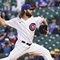 Williams fulfills family dream by winning Chicago Cubs debut