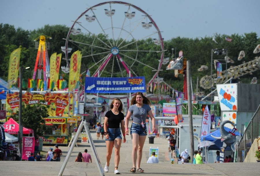 The DuPage County Fair has canceled its originally scheduled July dates. Organizers hope to stage a similar event in the fall.