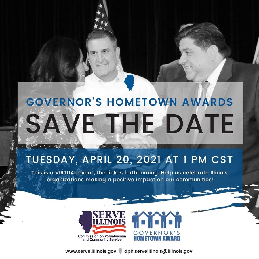 2021 Governor's Hometown Awards