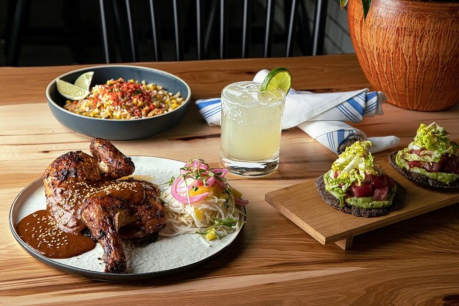 Bar Chido is a new Mexican restaurant opening in Downers Grove.
