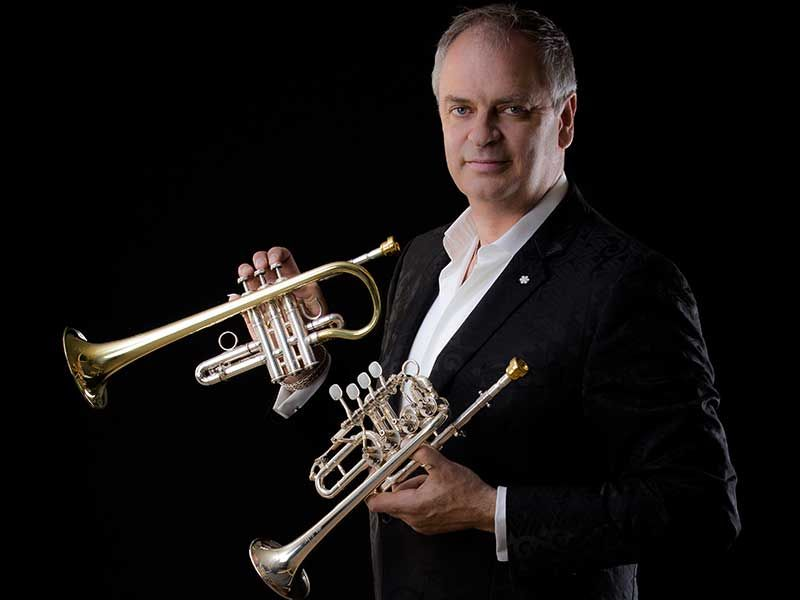 Trumpeter and Grammy Award nominee Jens Lindemann will join the DuPage Community Jazz Ensemble for a virtual concert on Thursday, May 6.