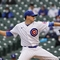 Complete game by Hendricks, Baez clutch HR carry Cubs to sweep