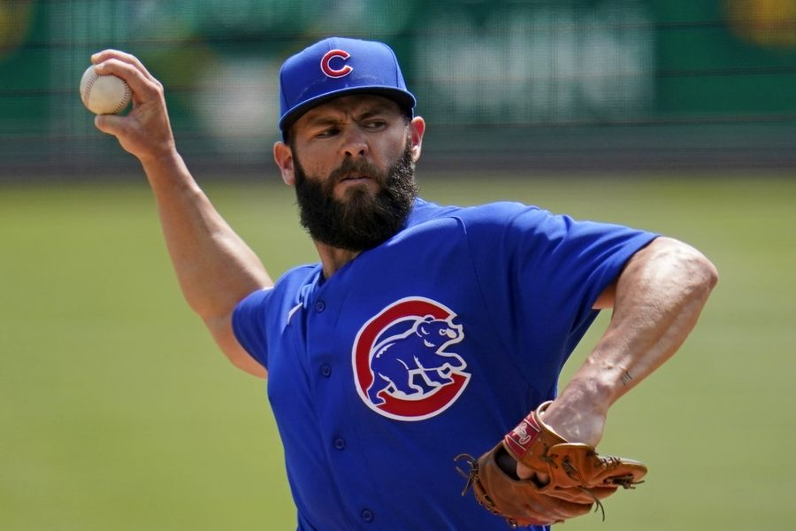 Cubs pitcher Jake Arrieta is on the 10-day injured list and will miss at least one start.