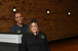 Beatriz and Alberto Cardona will open BeaUnique Latin Kitchen for takeout and delivery next week in downtown Elgin. They hope to open for dine-in by late July.