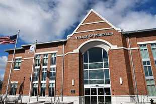 Private office space on the second floor of Mundelein's village hall soon will be available for lease. Weston Solutions, which has rented the space since 2014, is moving out.