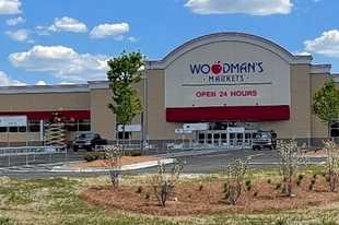 The Woodman's Food Market in Bloomingdale is expected to have a soft opening in late July.