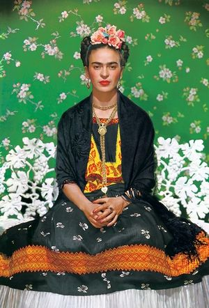 """""""Frida Kahlo: Timeless"""" will open June 5 for a three-month run at the College of DuPage in Glen Ellyn."""