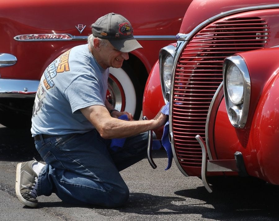 The ninth annual Lambs Farm Champion Auto Show in Libertyville takes place on Sunday, June 6.