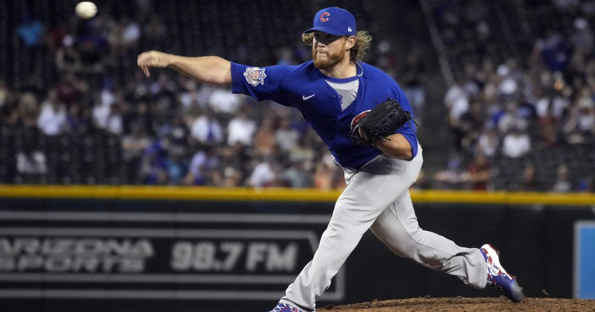 Closing the deal: White Sox land Kimbrel in trade with Cubs - Daily Herald