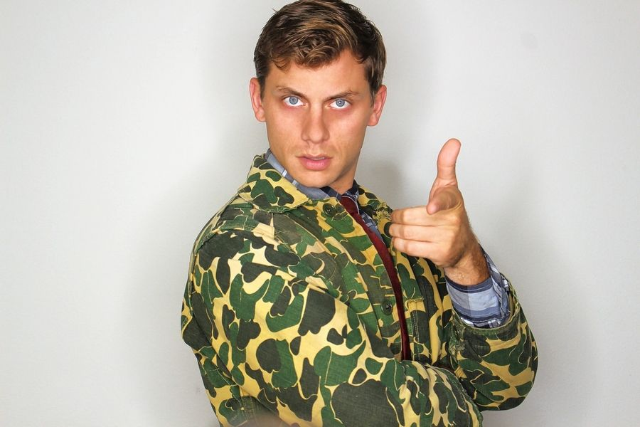 Comedian Charlie Berens will perform at the North Shore Center for the Performing Arts in Skokie on Saturday October 16.