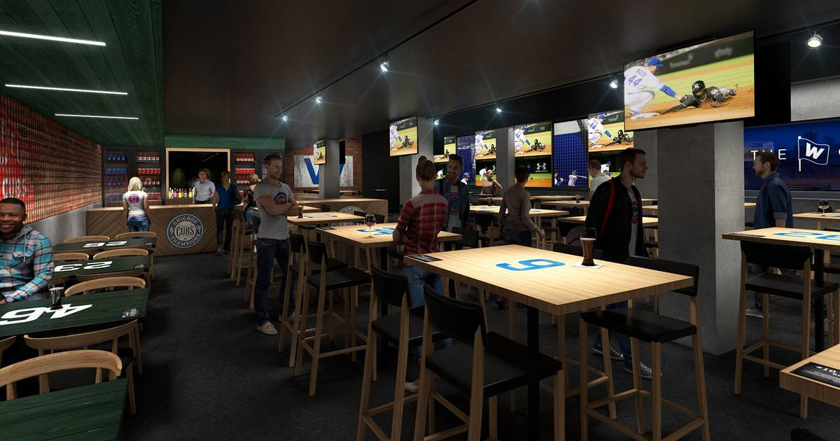 Cubs Unveil Themes For 3 New Premium Clubs