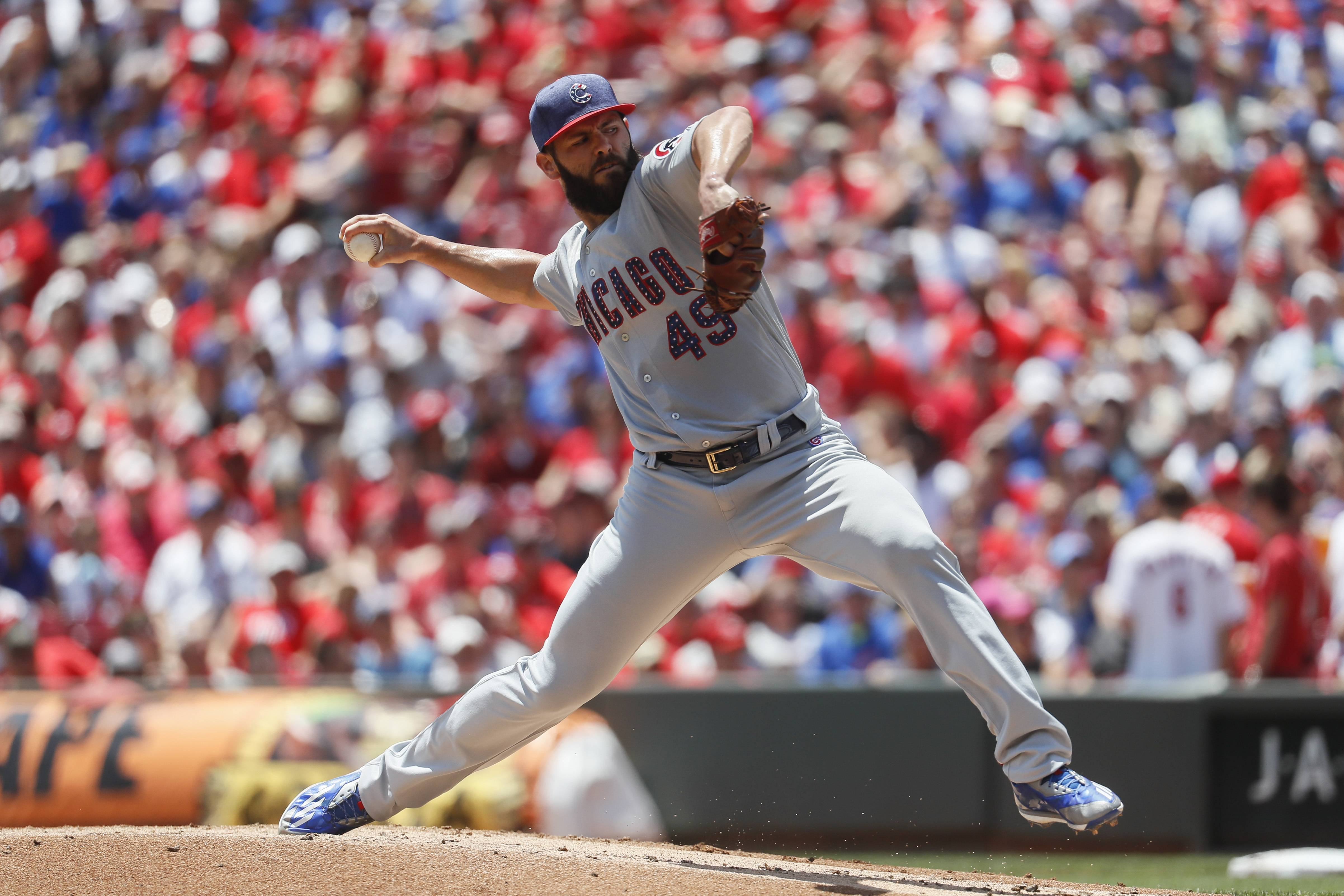 Chicago Cubs have second half to bounce back