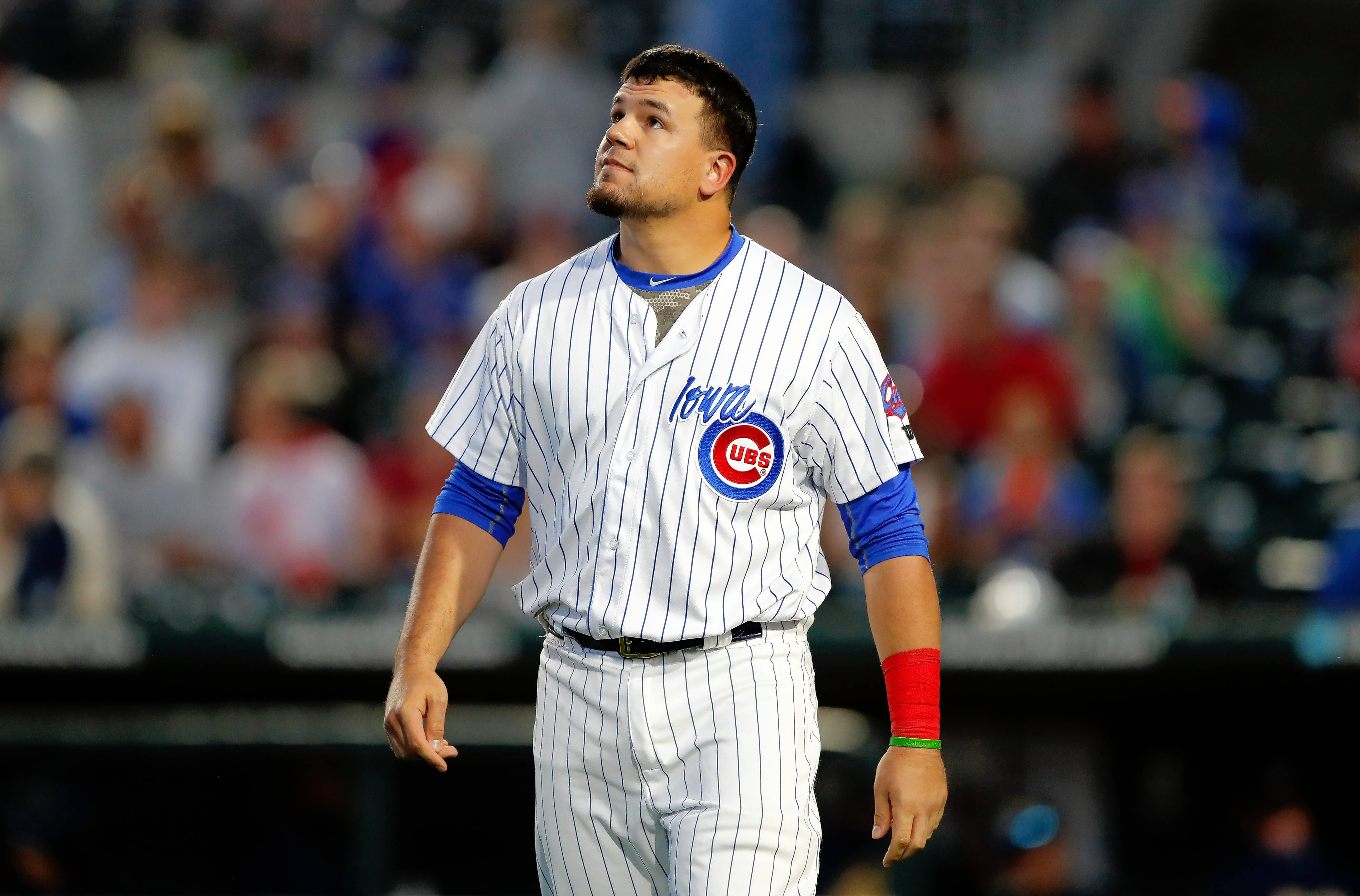 Could Cubs' Schwarber return to leadoff spot?