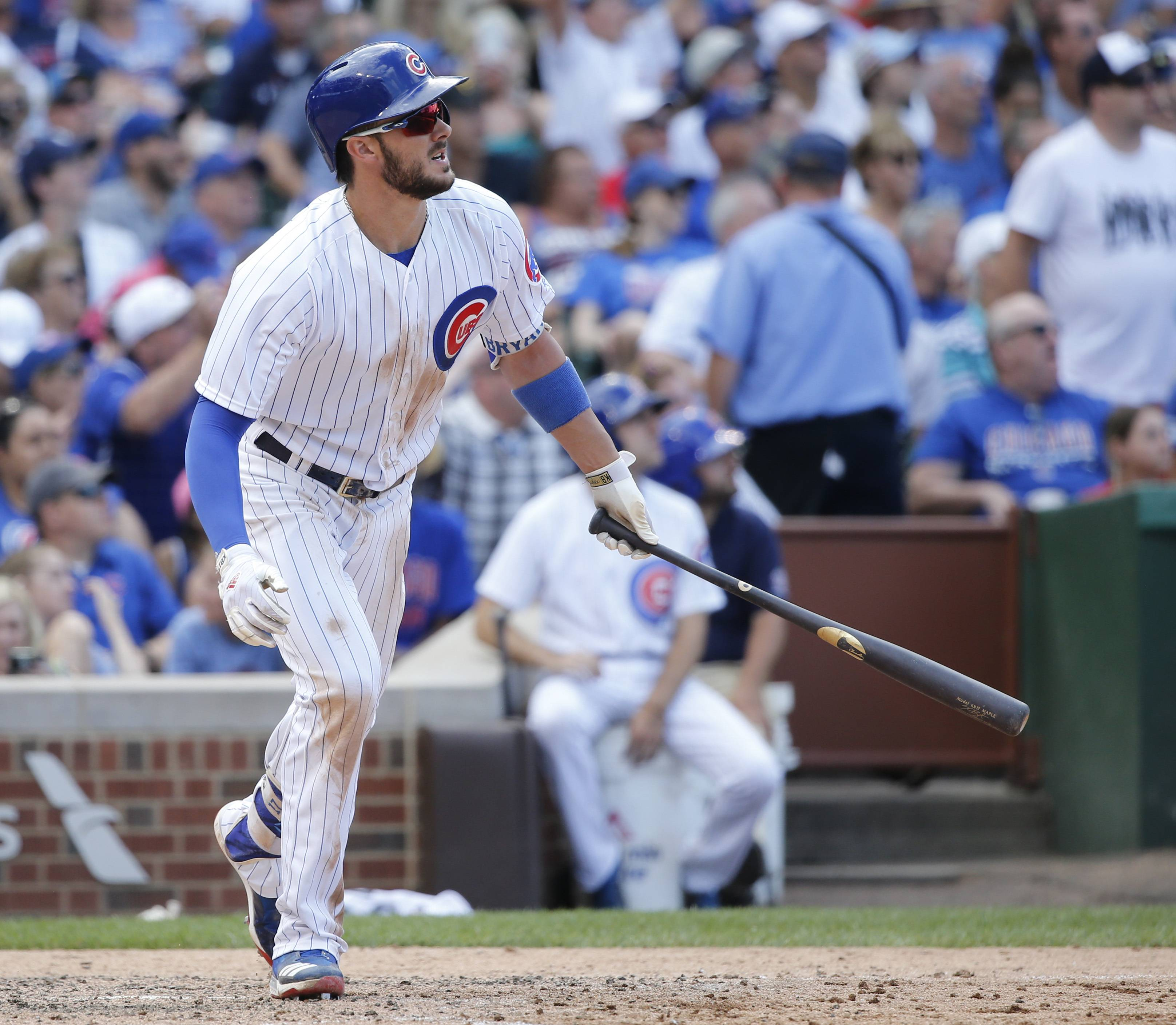 Confident Cubs overcome mistakes to get 6-1 win over Pirates
