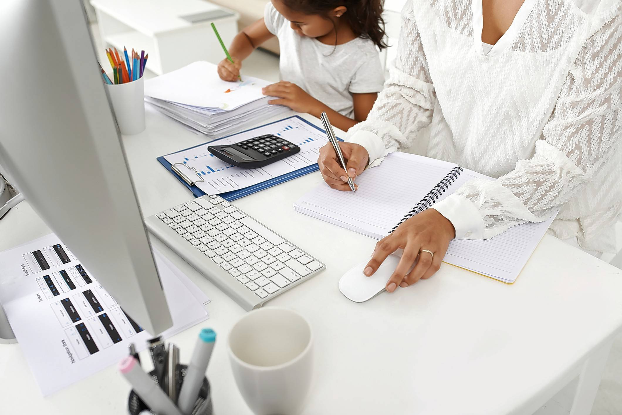 Working Mother magazine recognized several suburban companies on its annual list of 100 Best Companies for working moms.