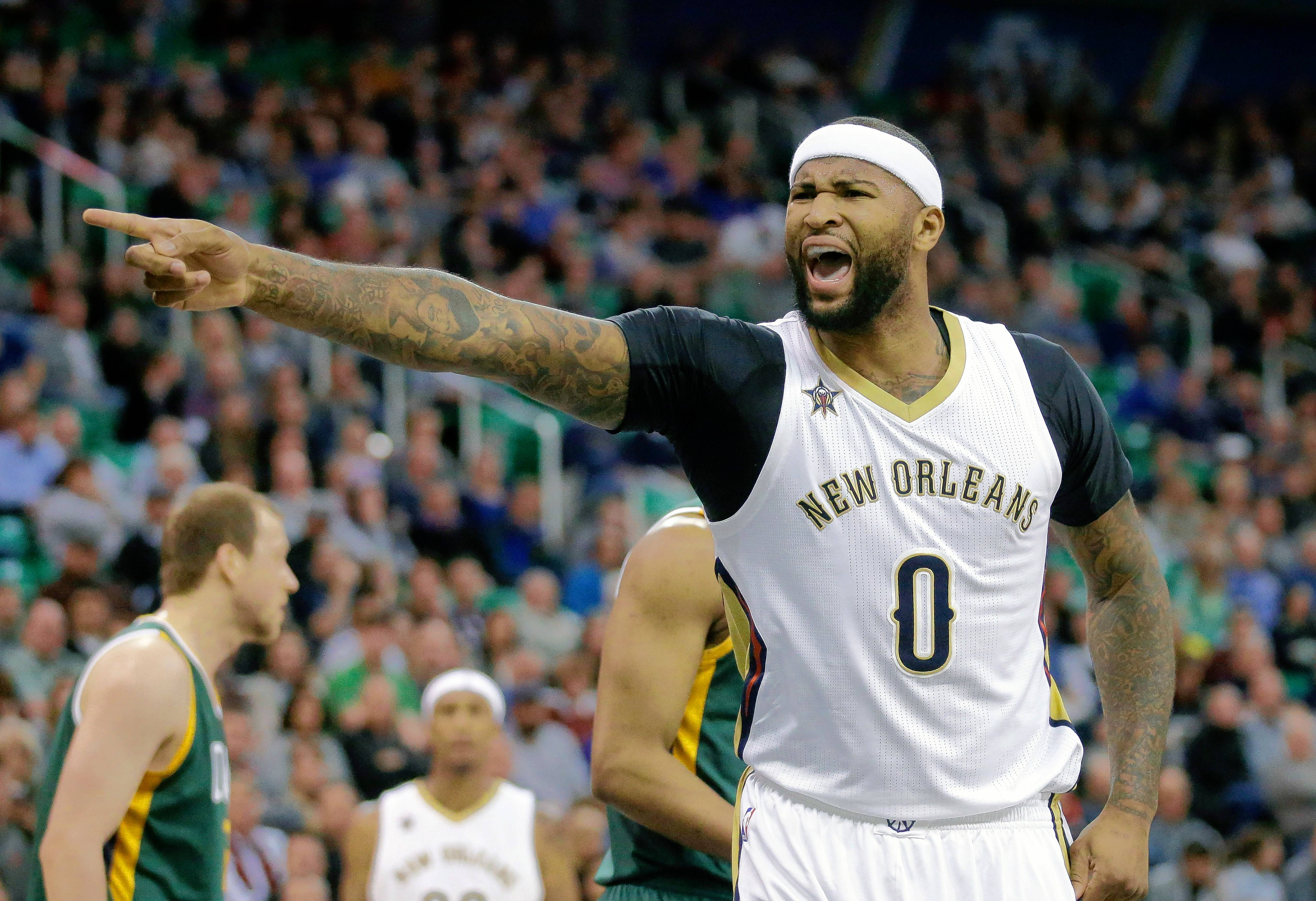 Why DeMarcus Cousins could be a good fit for the rebuilding Chicago Bulls
