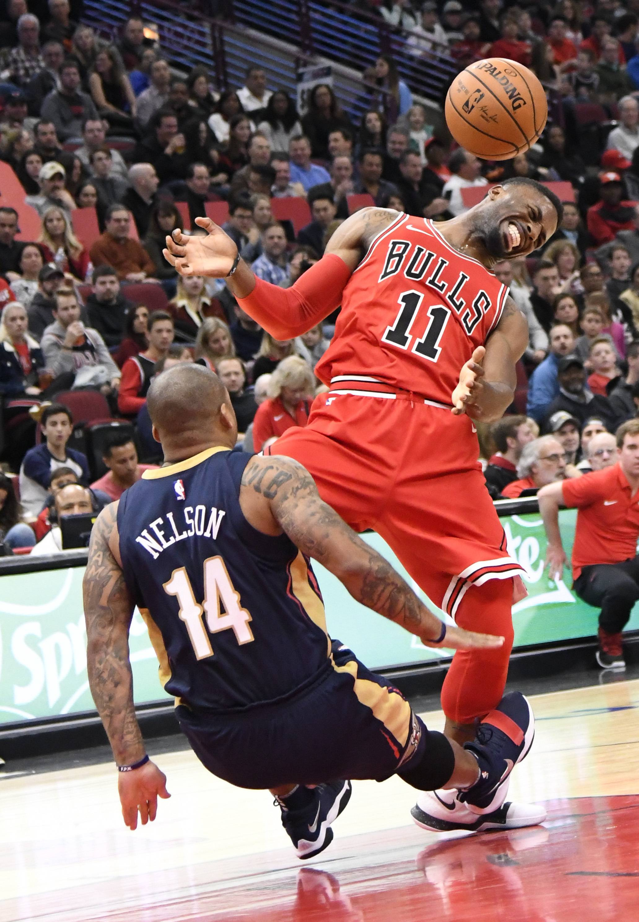 Bulls' long-range offense disappears down stetch vs. Pelicans