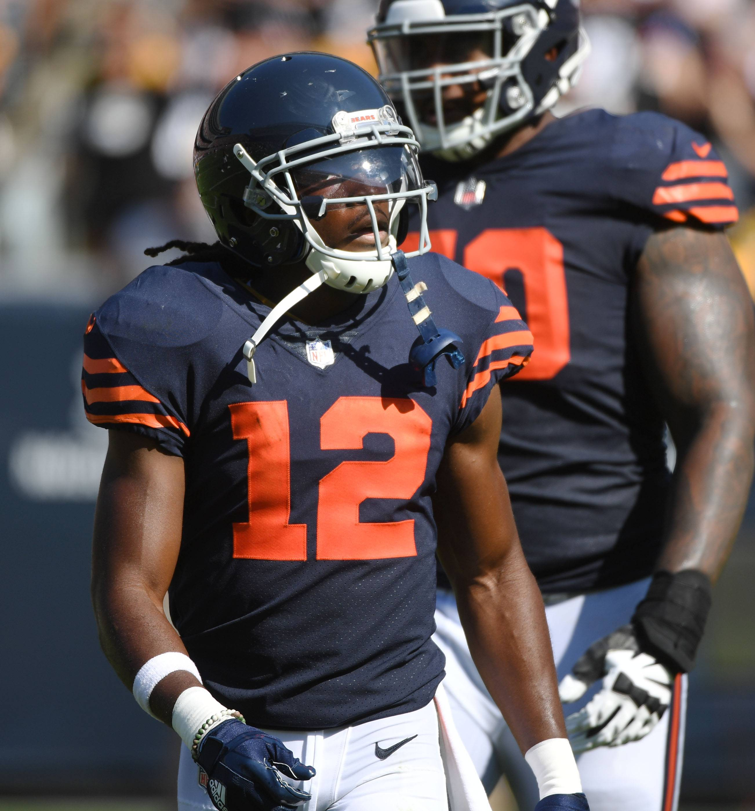 Chicago Bears' passing game could get more aggressive