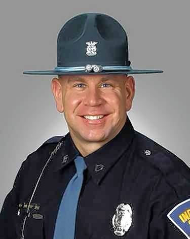 Getting pulled over for speeding by Indiana state police Master Trooper Trent Kiefer during a holiday drive to the East Coast turned out to be a blessing. And it made it easier to embrace a resolution to look for the positive in every situation.