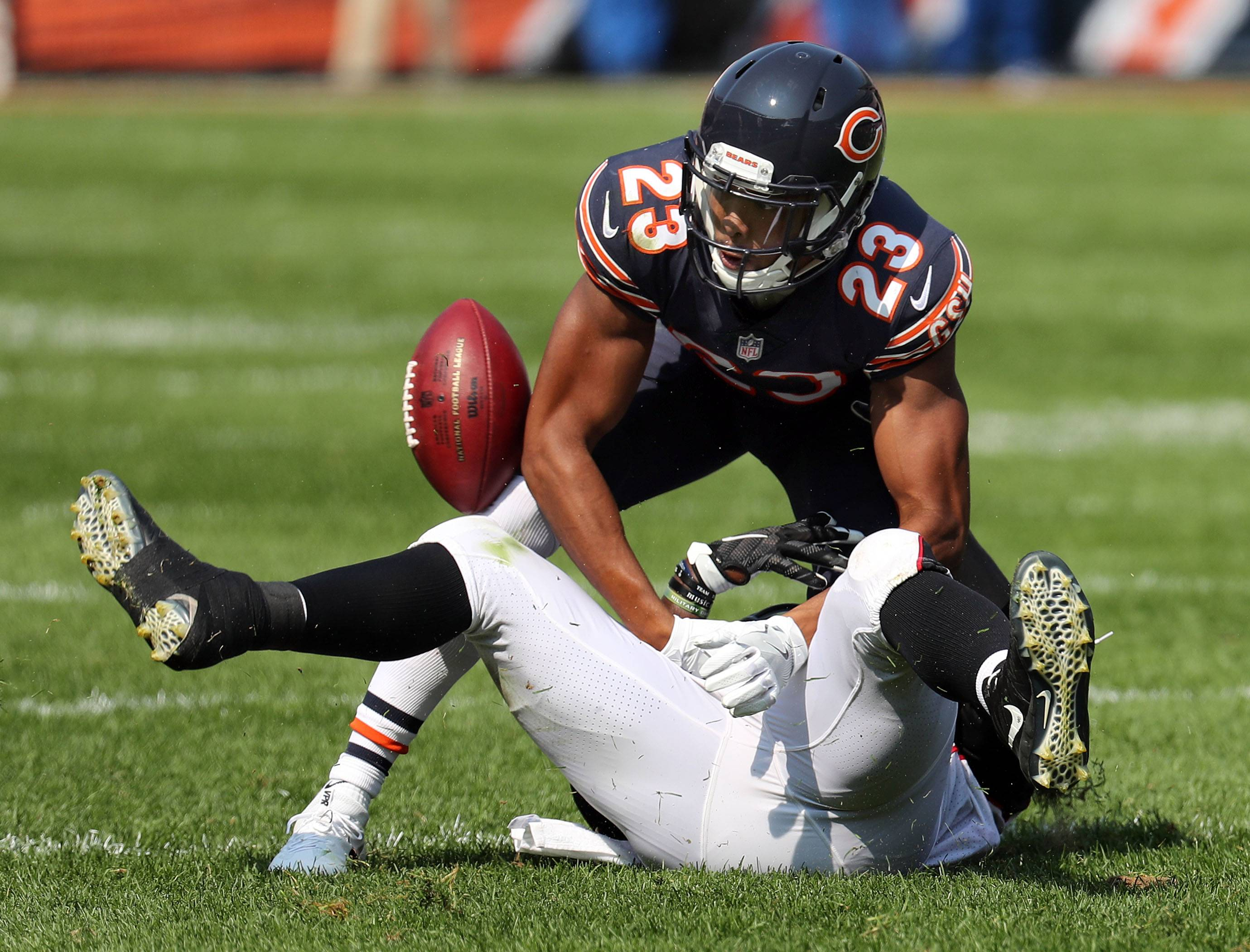 Chicago Bears place transition tag on cornerback Kyle Fuller