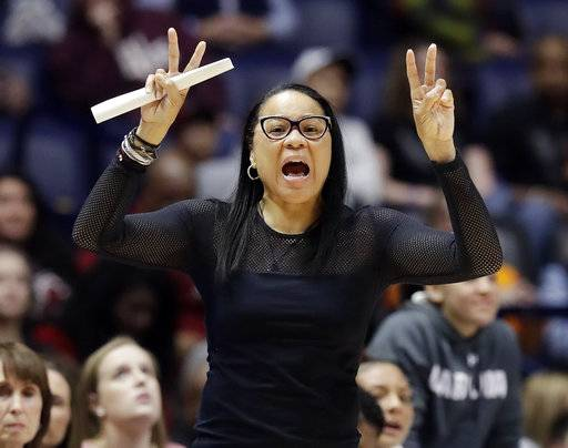 Most black coaches in women's hoops don't get second chance