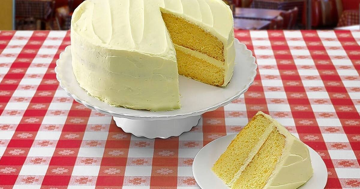 Portillo S Lemon Cake Price