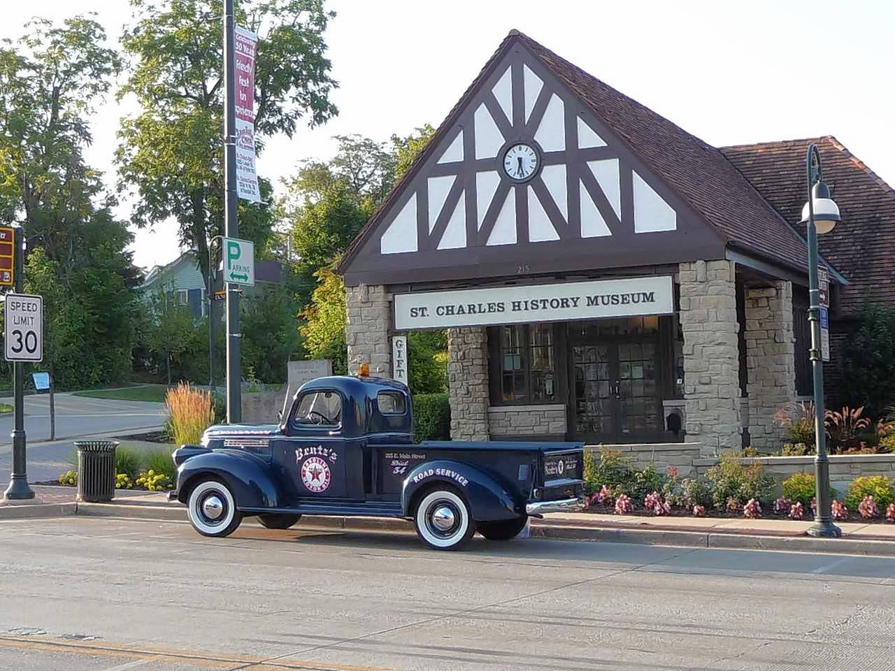 Former owner to explore history of gas stations in Fox Valley
