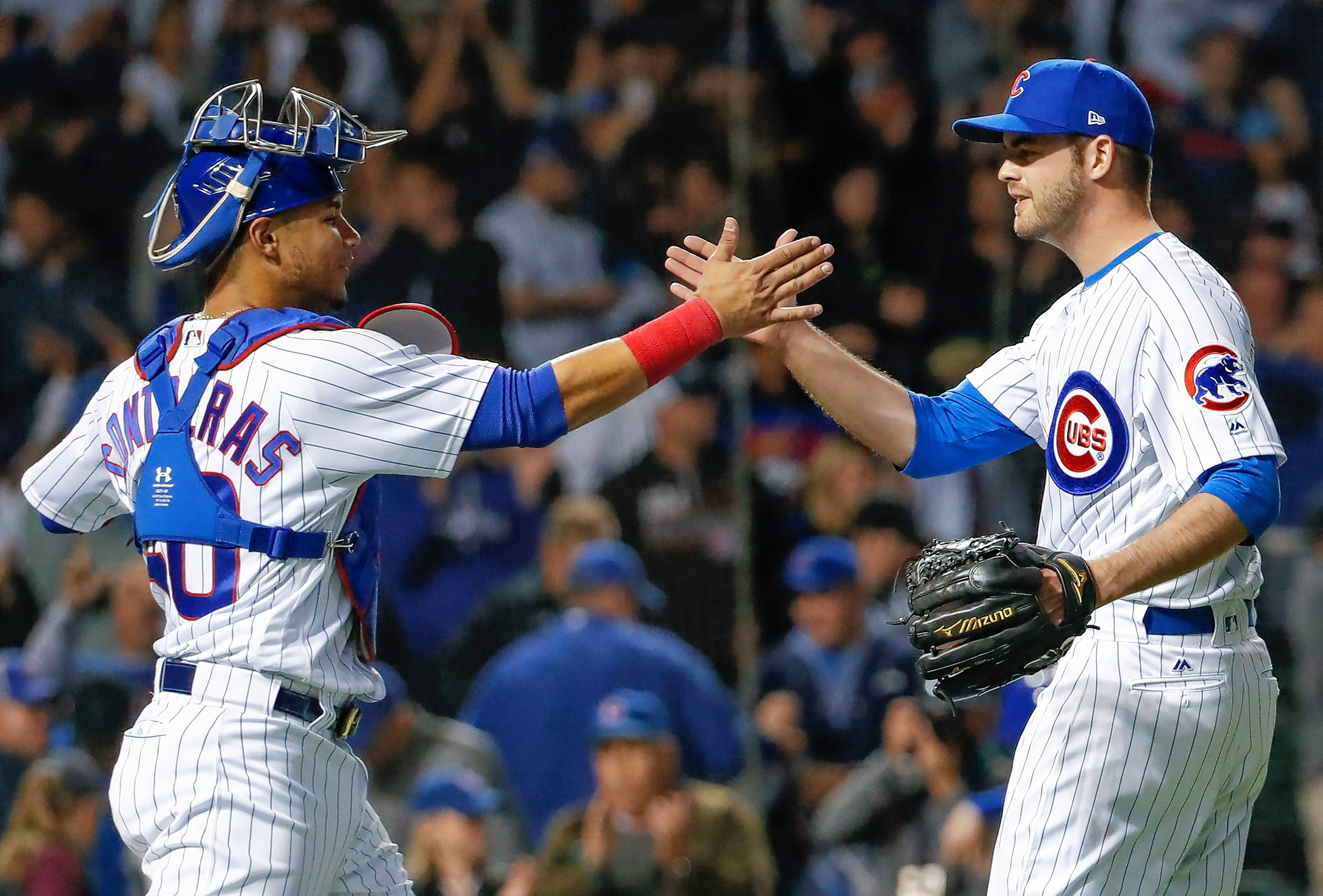 Bullpen depth provides Chicago Cubs with lots of options