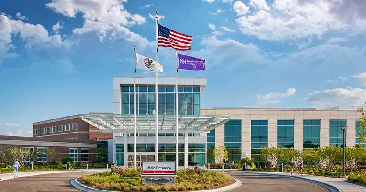 Luxury Vehicle: Northwestern Medicine Delnor Hospital Named Among 'Best