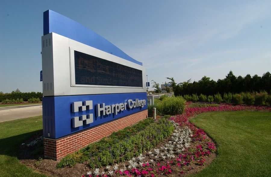 Harper College trustees this week voted to place a referendum on the November ballot asking voters to continue a 2000 tax increase to fund $180 million in improvements at the school's Palatine campus.
