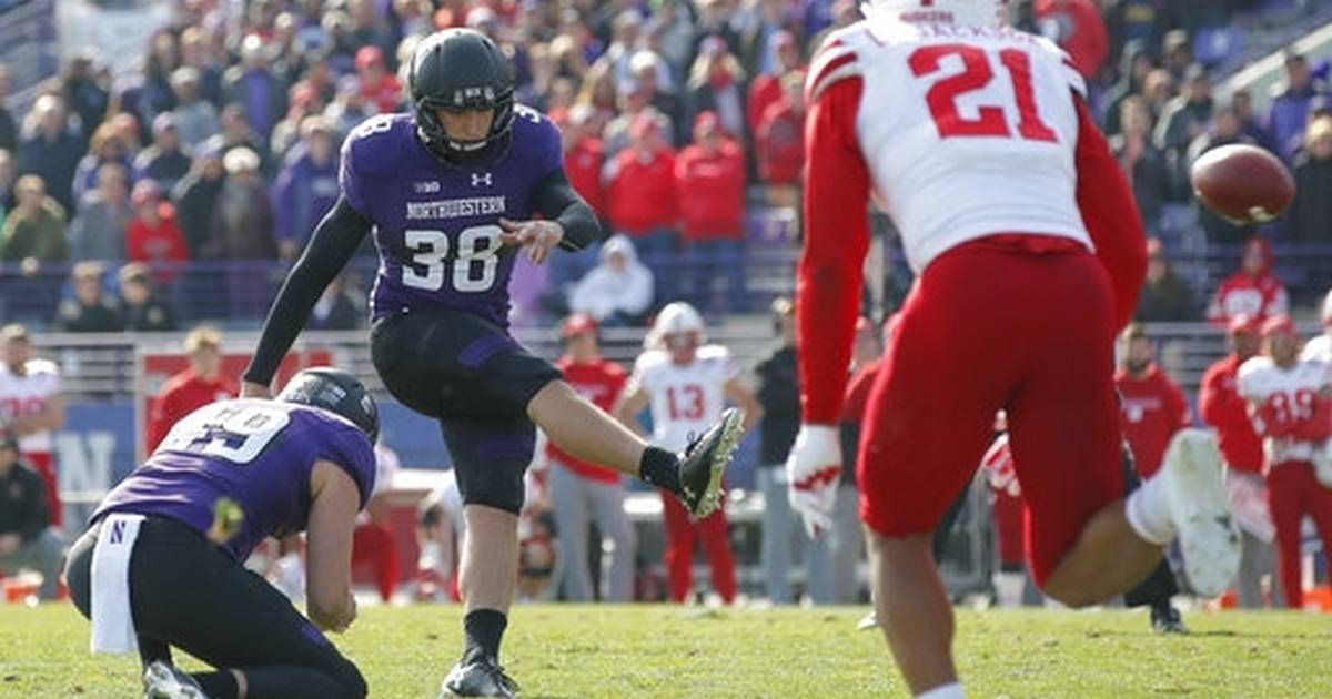 Thorson, Luckenbaugh lead Northwestern over Nebraska in OT