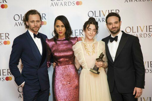 Come From Away,' 'The Inheritance' score at Olivier Awards